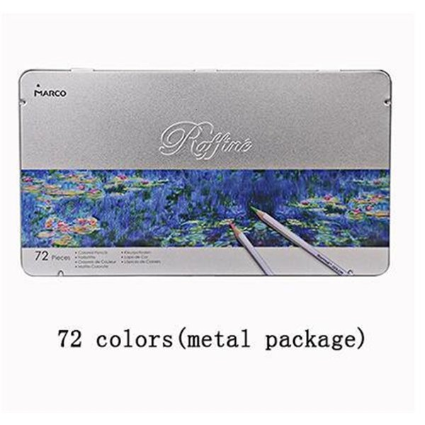 72 Renkler Set