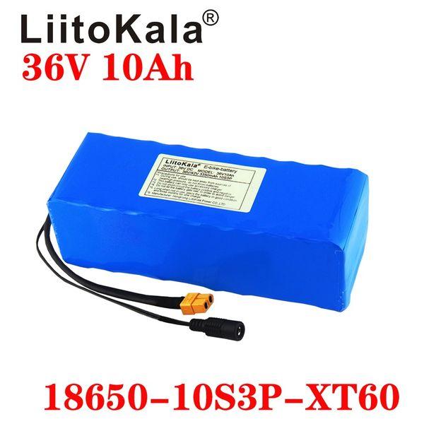 36V10Ah -XT60 fiş