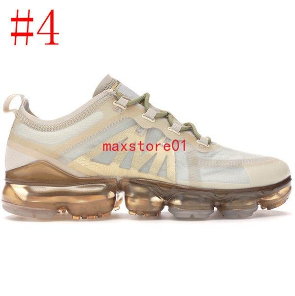 #4 White Metallic Gold 36-45