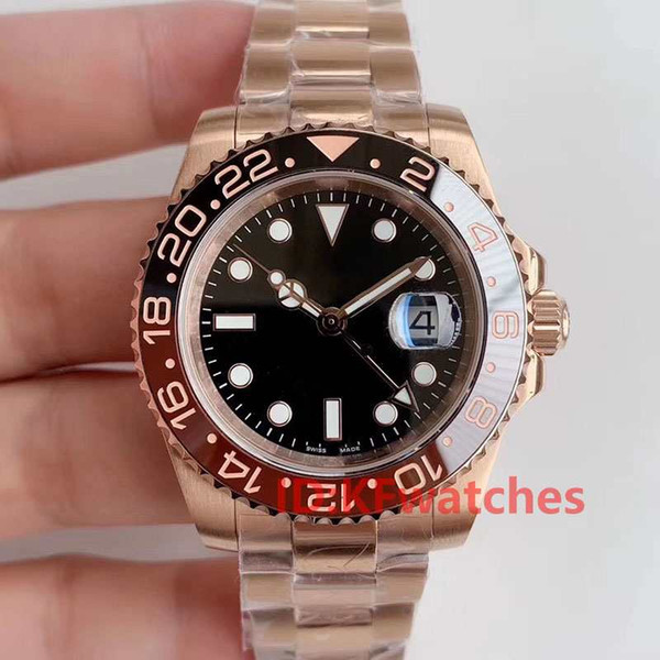 gmt rose gold