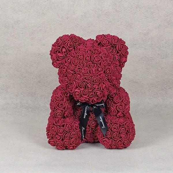 40cm Wine Red
