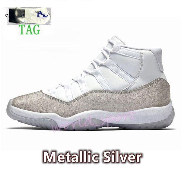 11. Металлическое серебро