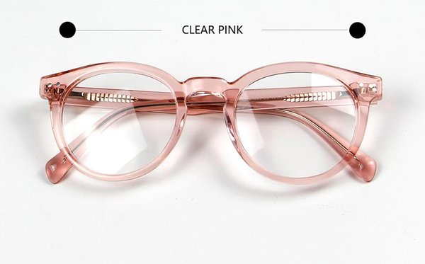 Clear Pink