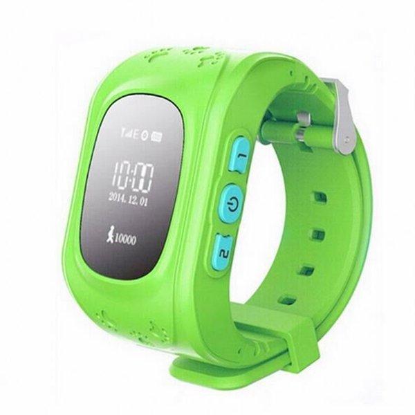 Q50 Smart Tracker Watch Green