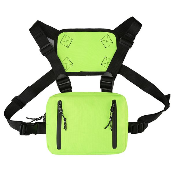 Green Chest Bag