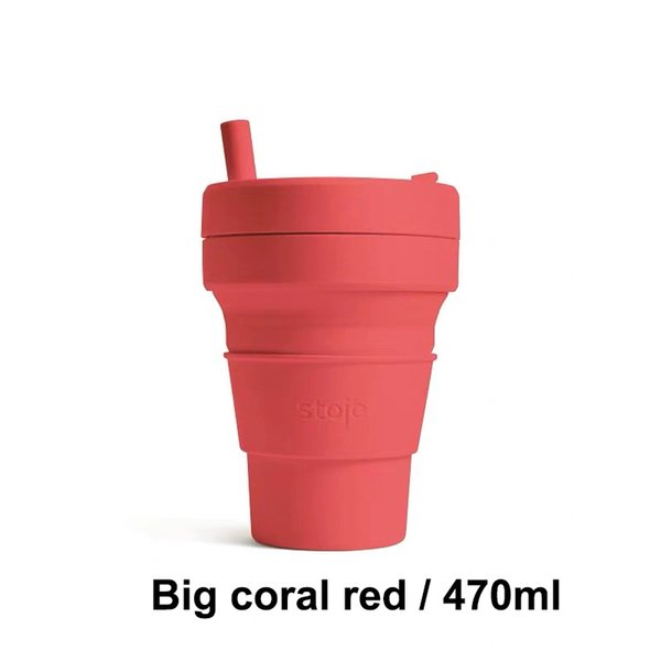 Big Coral Red 470ml