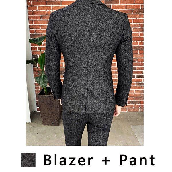 Blackblazer и Pant.