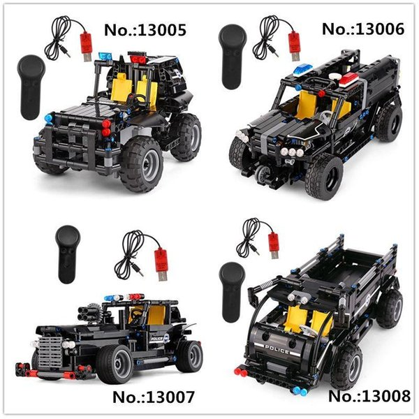 top popular 13005334, 13006 431, 13007 13008 462, you remote control RC special police armed patrol USB electric vehicle 2021