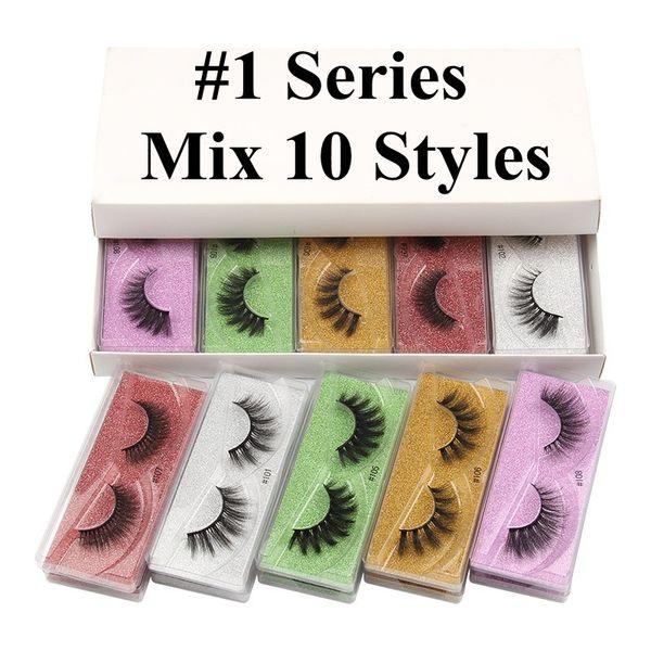 #1 series Mix styles