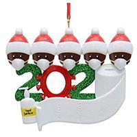 5black Santa