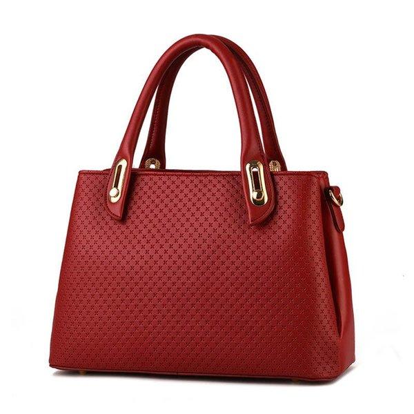 Vino Red Bag