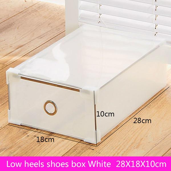 White(low Heels)