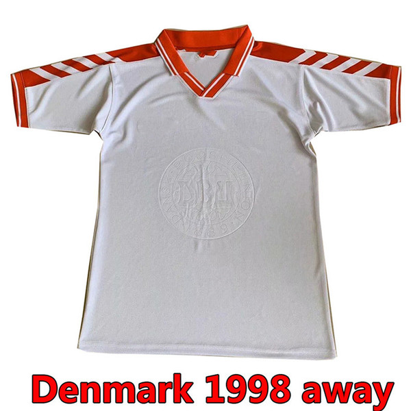 Dänemark Retro 1998 entfernt