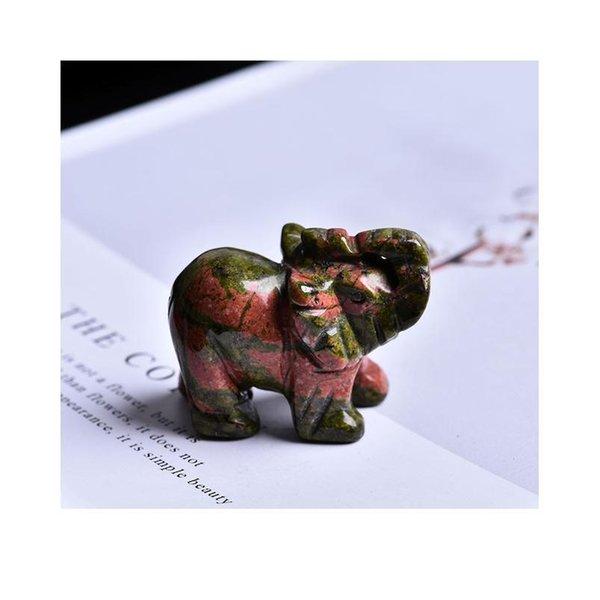 Цветочный зеленый камень_350851.