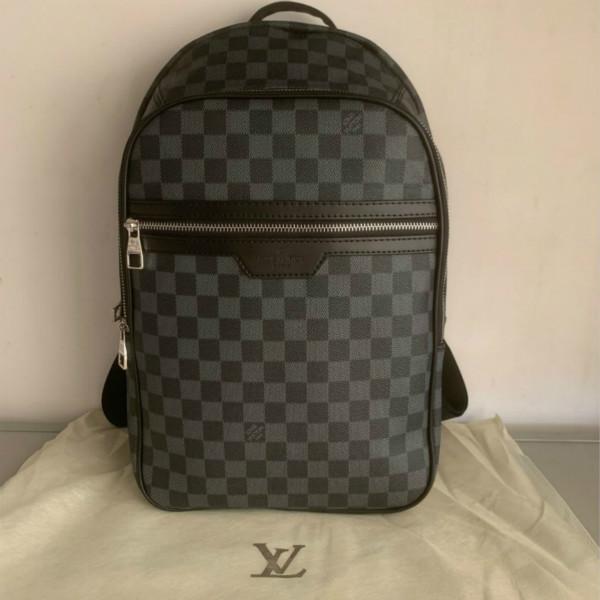 best selling 2020 Student Backpack Mens Female Backpack Hot Brand Double Shoulder Bags Male School Bags Leather Shoulder Bag Computer Bag