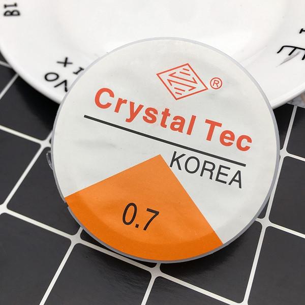 Trasparente 0,7 millimetri di cristallo elastico Discussione