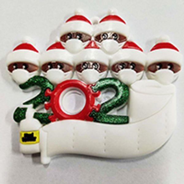7black Santa