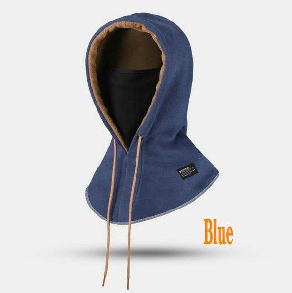Azul-Un tamaño