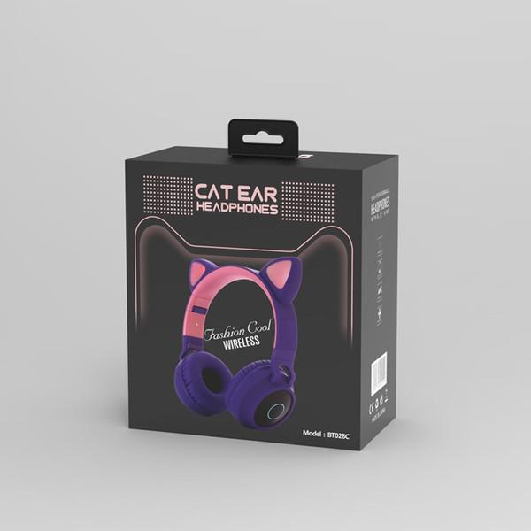 Purple with box