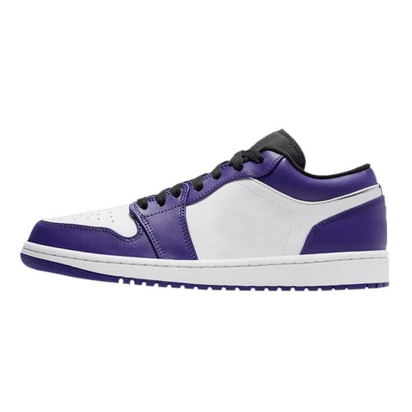#1 Court Purple