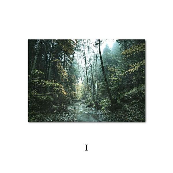 10x15cm No Frame Picture I
