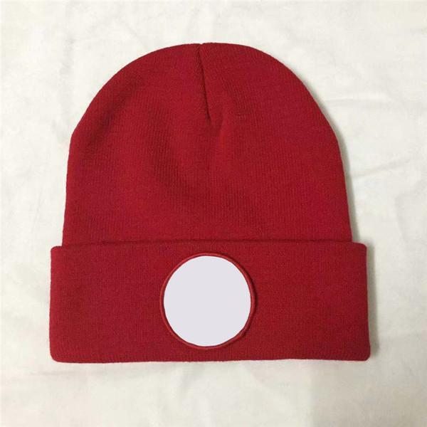 Patrón no1-rojo