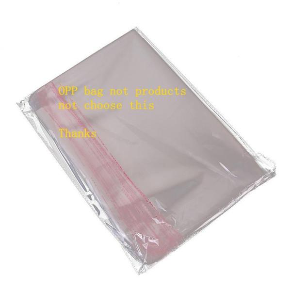 Opp Bag (não do produto)