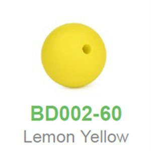 Желтая лимонная