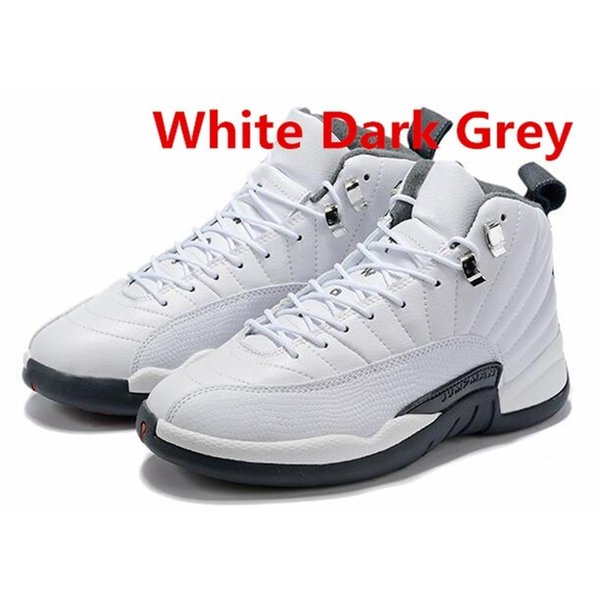 White Dark Grey