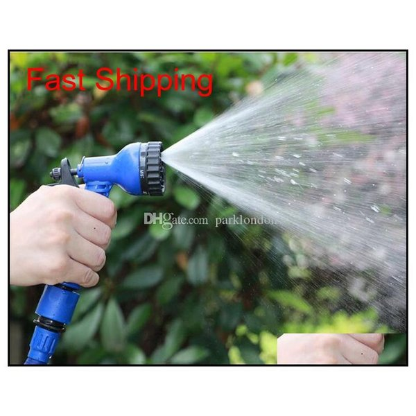 best selling Expandable Garden Hose Flexible Garden Water Hose 50ft For Car Hose Pipe Watering Irrigation With Spray Gun 15m Wit jllMBV insyard