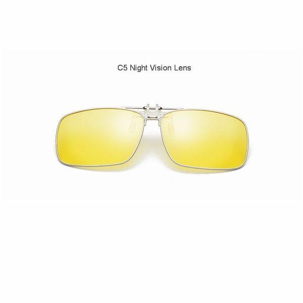 C5 Lens Night Vision