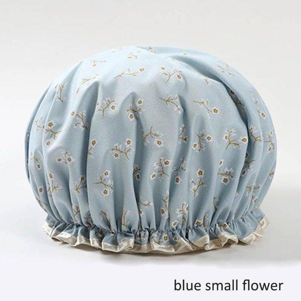 blu piccolo fiore