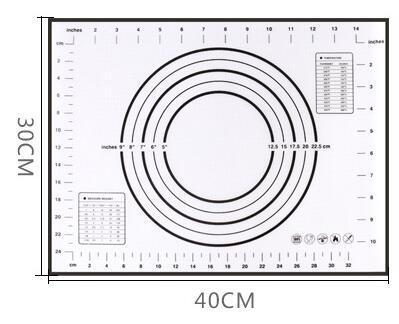 40x30cm (negro)