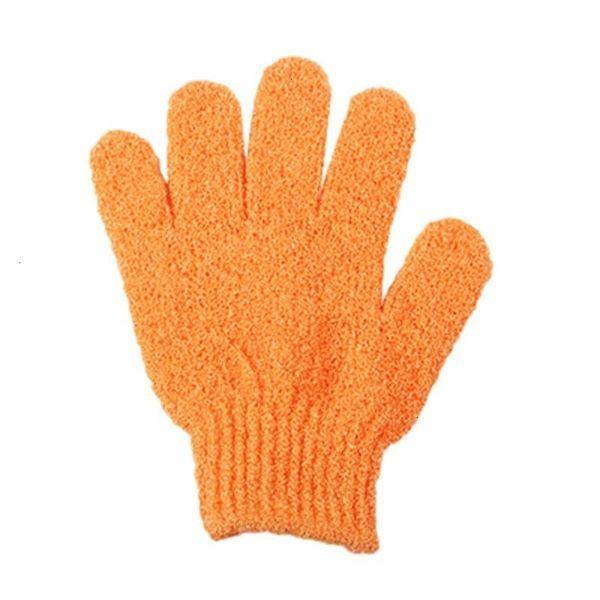 # 7 guantes de baño