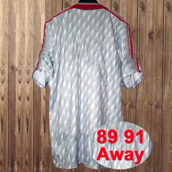 FG2099 1989 1991 Away
