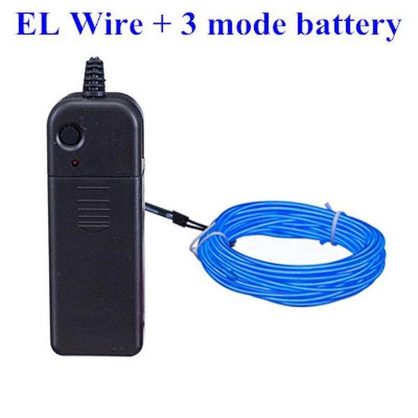 Caso El cable de la batería