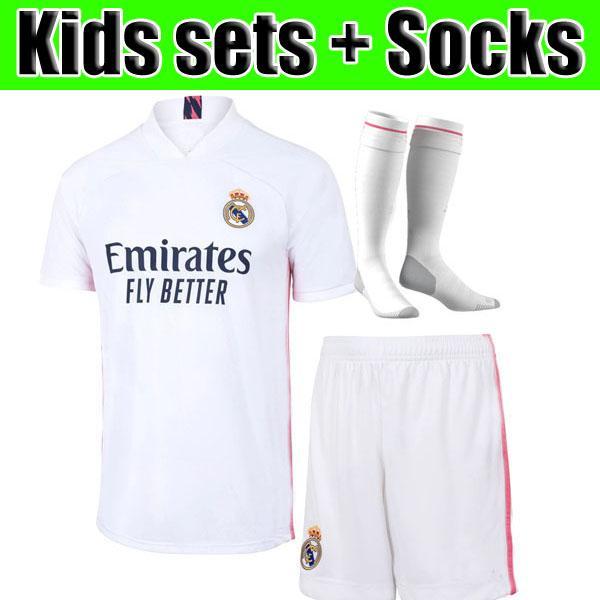 Zuhause Kinder + Socke