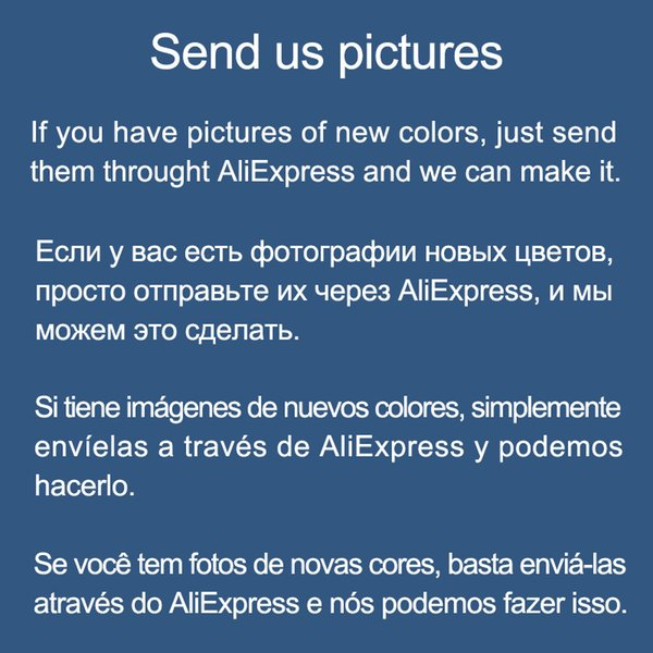 inviare immagini