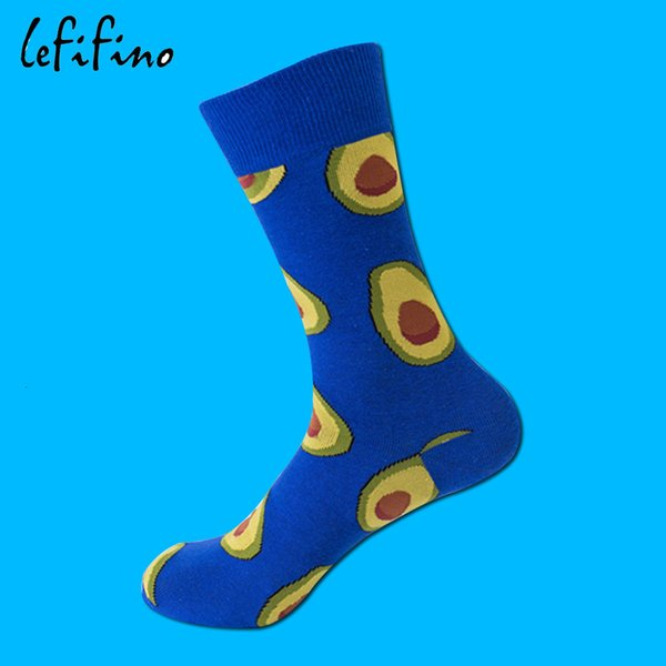 Calcetines azules-One Size
