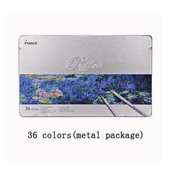 36 Renkler Set
