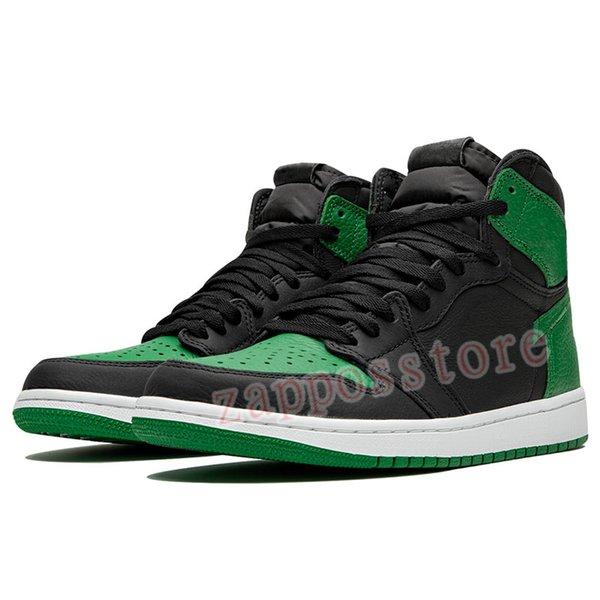 04. сосна зеленый черный