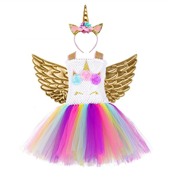 Robe de licorne Set 4