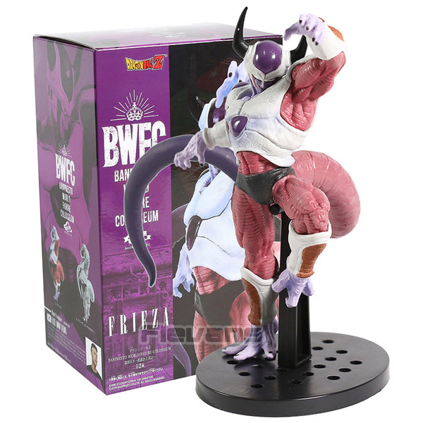 best selling DBZ Freeza Frieza Kakarotto Bejita Yonsei BWFC Banpresto World Figure Colosseum PVC Figure Collectible Model Toy X0121