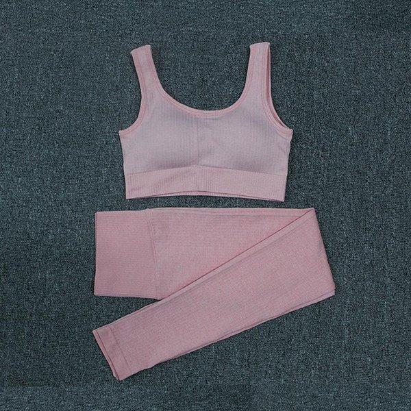 Pantaloni BRA Pink.
