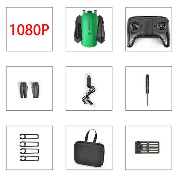 Green 1080P+Portable Bag