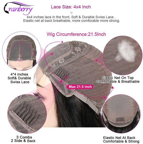 4x4 Lace Closure Wig