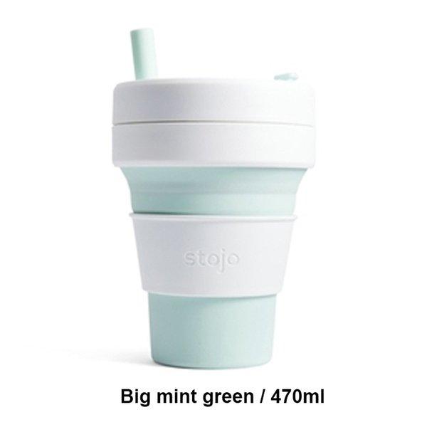 470ml Big Mint Verde