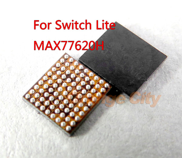 top popular Original New MAX77620H Power Supply IC BGA Chip For NS Switch Lite 2021