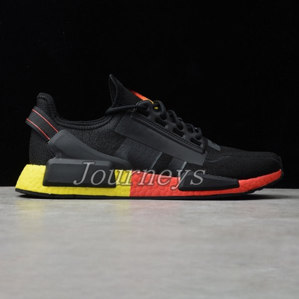 18.core Black Carbon Red