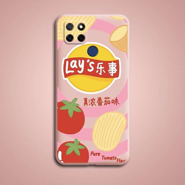 REALME Q2I - Pink Sand - Happy - Tomate